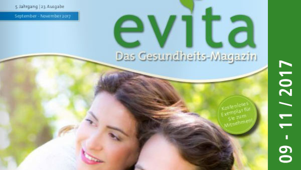 Evita Magazin September – November 2017