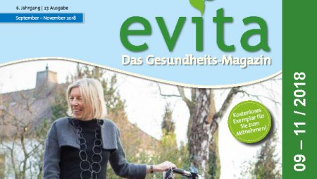 Evita Magazin September – November 2018
