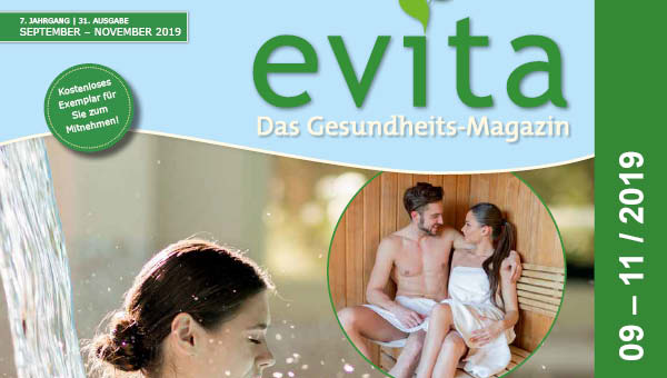 Evita Magazin September – November 2019